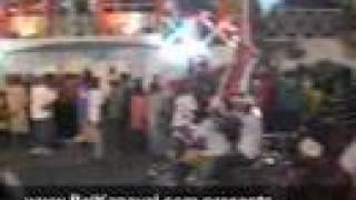Haitian Rollerblade Haiti Carnival