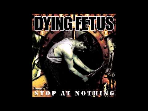 Dying Fetus - Institution Of Deceit