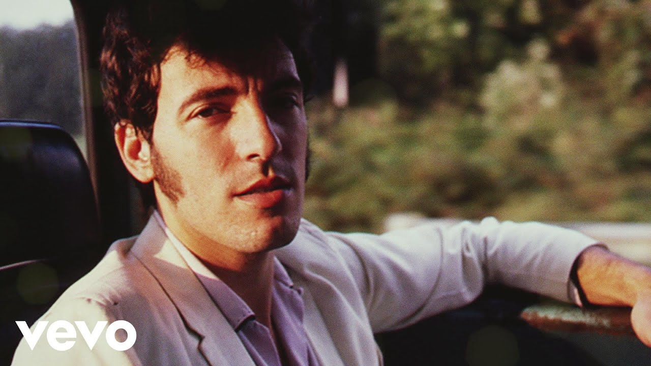 Bruce Springsteen - Party Lights (The River: Outtakes) [Lyric]