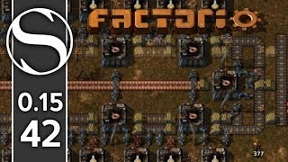 Gold Science Layout | Factorio 0.15 Part 42