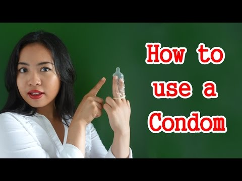 How To Use Condom -Sex Information- (Pemakaian Kondom Bahasa Indonesia)