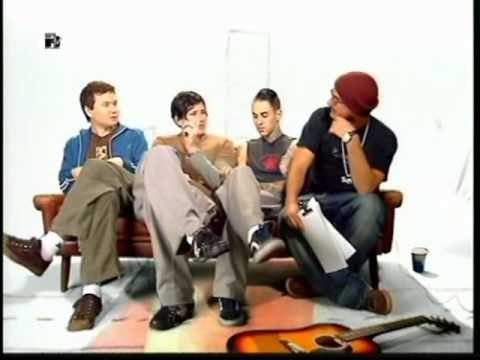 Rare blink-182 interview with Gonzo on MTV from 2004 - Part 1/4