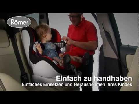 TRIFIX - Auto-Kindersitz