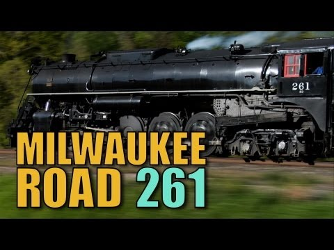 The Choo Choo Bob Show Milwaukee Road 261