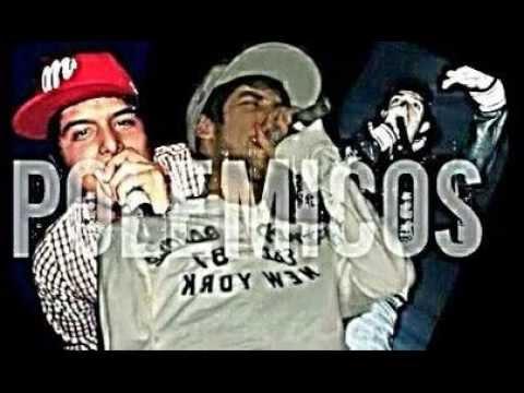 G. García - Polémicos feat MC Aese & Skiper Ramírez.