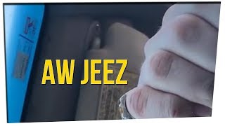 Cop Freaks Out After Man Honks at Green Light ft. Steebee Weebee & DavidSoComedy