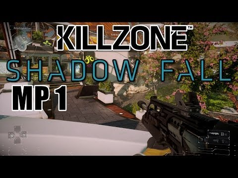 Killzone Shadow Fall (PS4) - Multiplayer. Waffen. Klassen #1 - German/Deutsch Gameplay PlayStation4