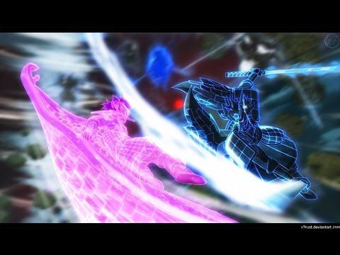 New Naruto Battle Shippuden (Warcraft 3)