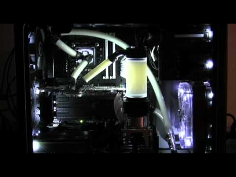CORSAIR 600T Custom Water Cooled Rig - Part 7 -  1st Update and Parts List