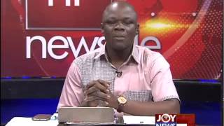 Introduction to Newsfile - Joy News (20-9-14)