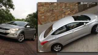 Exclusive: 2012 Hyundai Elantra Fluidic could launch on August 13, 2012 in Mumbai