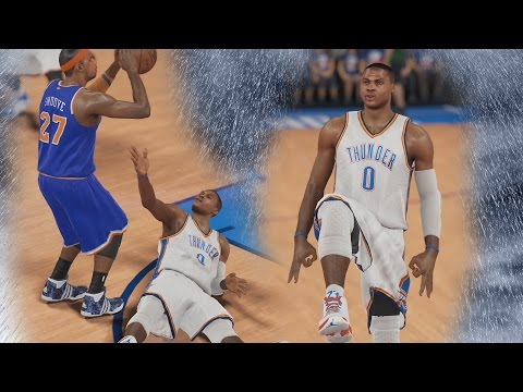 NBA 2K15 PS4 My Career - Hot Start! NFG3