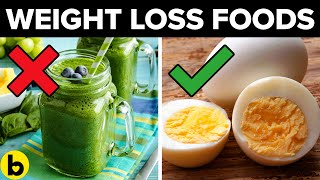 Lose Weight Quick By Eating These Weight Loss Friendly Foods