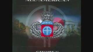 Blood Upon The Risers 82nd Airborne Division All American Chorus