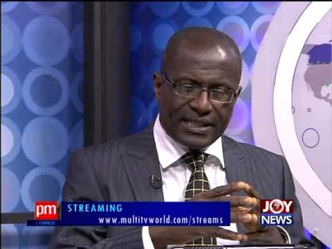 Mortgages in Ghana - PM Express on Joy News (22-7-15)