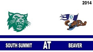 Live High School Football: South Summit vs Beaver