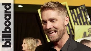 Download Lagu Brett Young on 'Mercy' Nomination & 26.5 Hour Day Filming It! | CMT Awards 2018 Gratis STAFABAND
