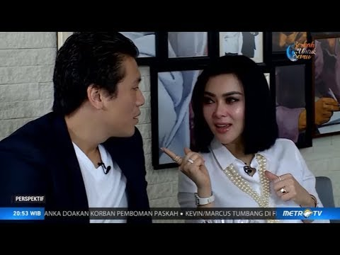 Download Perspektif - Metro TV - A Day With Syahrini & Reino Barack Mp4 baru