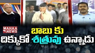 Now Heat Turns to AP Politics | Chandrababu Naidu Master Plan For AP Elections | IVR Analysis #1