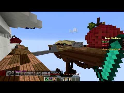 PELEA EN EL COLEGIO!! - Sky Wars Minecraft