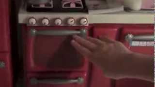 American Girl Doll Kitchen Tour
