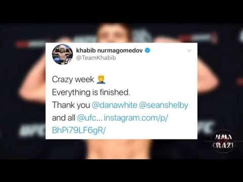 UFC Fighters react to Khabib Nurmagomedov vs. Al Iaquinta & Max Holloway out of UFC 223