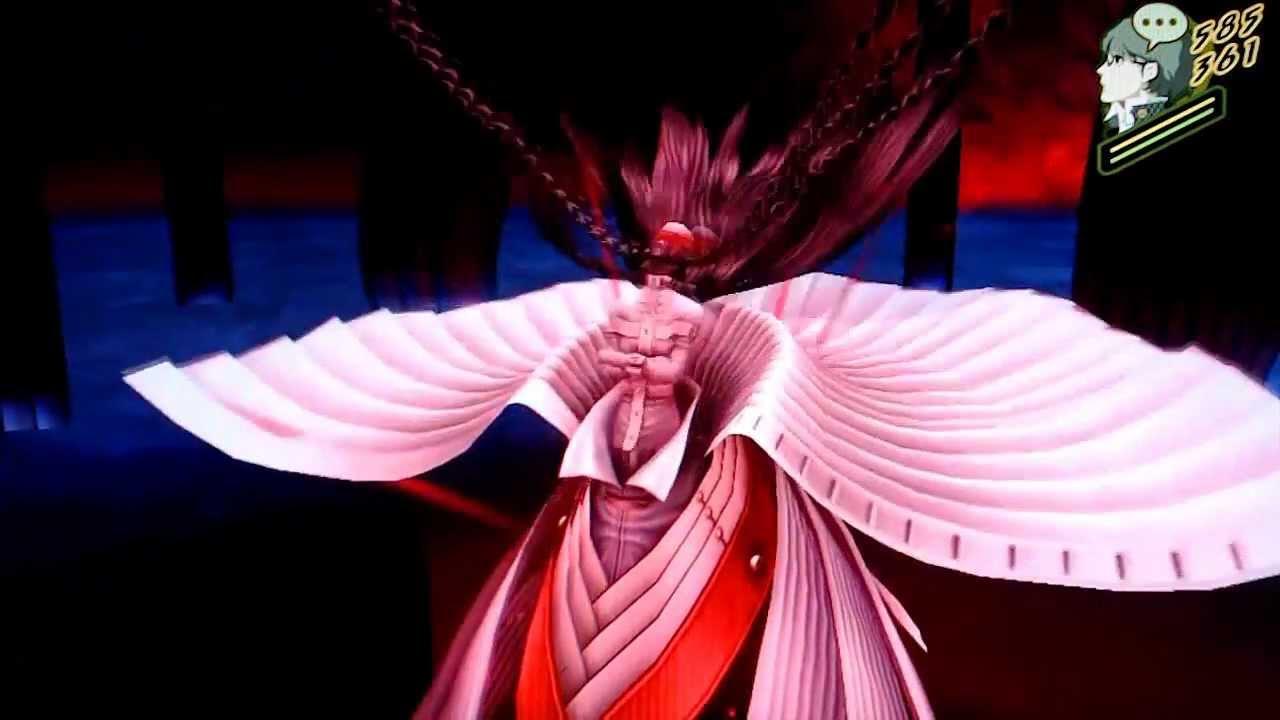 Persona 4 Izanagi Magatsu Persona 4 Golden - Final Boss