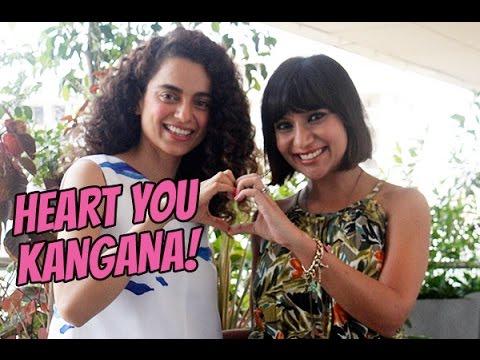 A Trip To Kangana Ranaut's House! Vlog #20