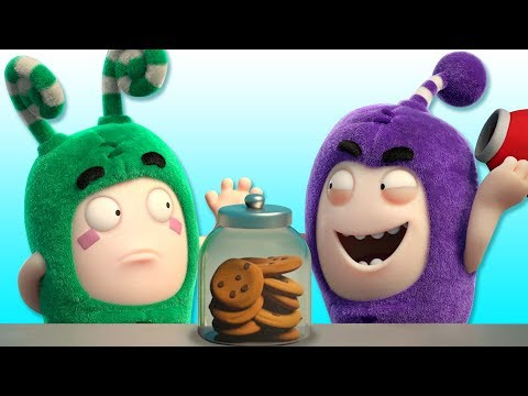 Oddbods - COOKIE MISCHIEF | NEW Full Episodes | Funny Cartoons | Oddbods & Friends