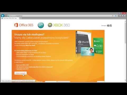 Jak aktywować i zainstalować Office 365 dla Studentów