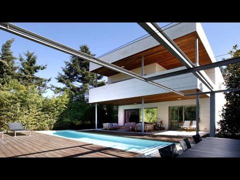 Casa de lujo con jard n piscina y garaje exquisito for Casas con piscina y jardin de lujo