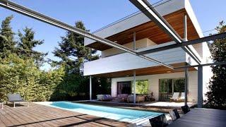 Casa de lujo con jardín, piscina y garaje. Exquisito diseño interior.|LFS2795