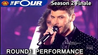 "James Graham sings ""Rock With You"" Round 1 Performance The Four Season 2 FINALE S2E8"
