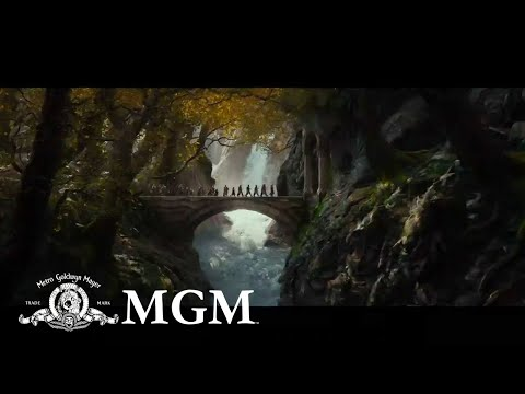 The Hobbit: The Desolation of Smaug - Official Trailer