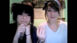 Get a SHOUT OUT from Christina Grimmie & Sarah!