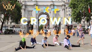[KPOP IN PUBLIC] TXT (투모로우바이투게더) - Crown (어느날 머리에서 뿔이 자랐다)  [UJJN]   LONDON