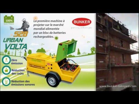 BUNKER S28 Urban Volta