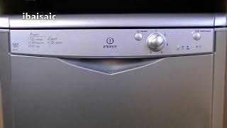 Indesit IDF125 Dishwasher Review & Demonstration