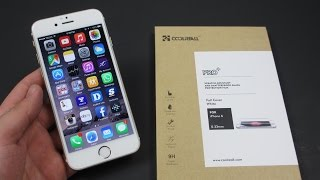 Coolreall iPhone 6 Glass Screen Protector