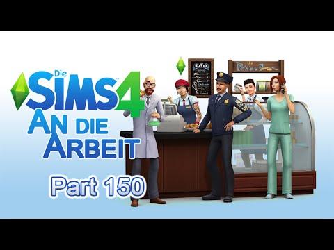 Die Sims 4 - An Die Arbeit - Teil 150 - Wir Diagnostizieren Krankheiten (HD/Lets Play)