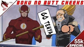 2GS | Boku No Butt Cheeks Abridged | One Shot (MHA Parody)