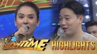 It's Showtime: Ryan Bang forgets to greet Karylle