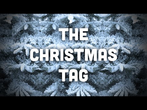Christmas Tag Jake Clemmence