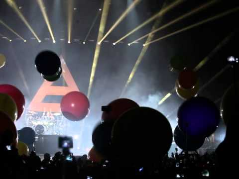 30 Seconds to Mars in Moscow (2015)