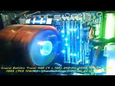 2010 Intel i5 Quad Core 4.0Ghz High-End Gaming PC