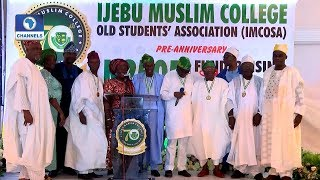 Ijebu-Muslim College Old Student Assoc. Holds Dinner Ahead Of 70th Anniversary