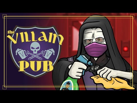 The Villain Pub - Palpatine's Quarantine