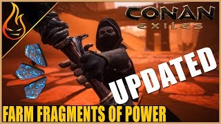 Farm Legendary Repair Kits And Fragments Of Power Easy Conan Exiles Updated