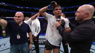 UFC 241: Paulo Costa Octagon Interview