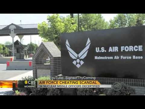 Military Purge : 34 More Nuclear Missile Launch Officers Decertified and Fired (Jan 17, 2014)